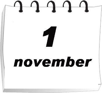 Halloween 1 November.1 November Een Dag Vol Tradities Redactioneel